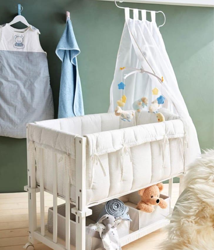 Adorables lits pour bébé