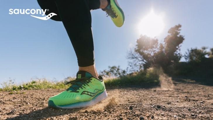 Designt für Laufen wie im Traum