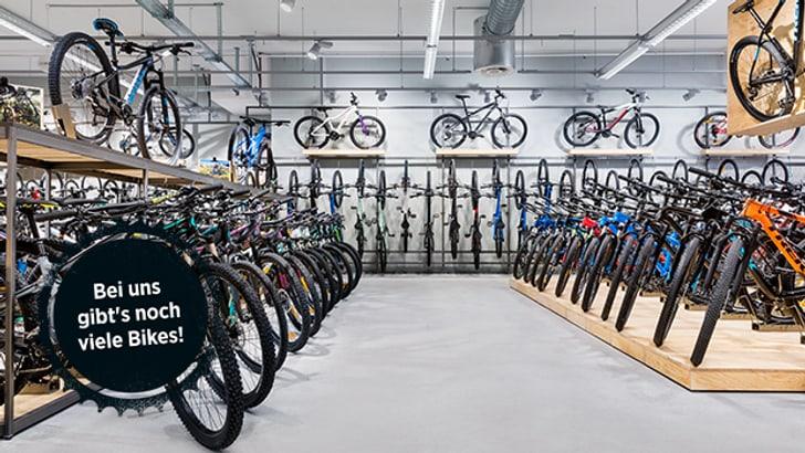 Bike Verfügbarkeit