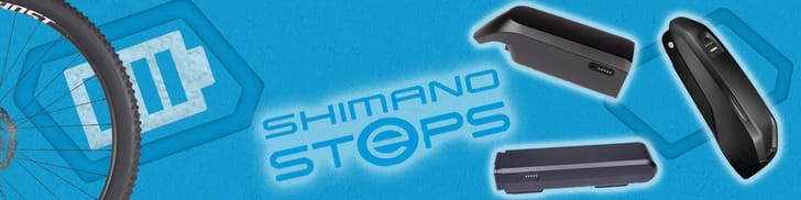 Shimano Steps Akkus für E-Bikes