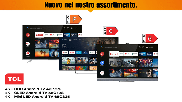 Android TVs