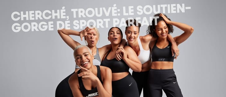 Soutien-gorge de sport pour femmes