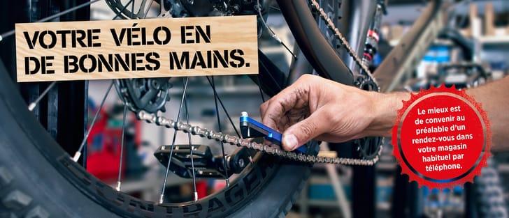 Atelier et services pour vélos