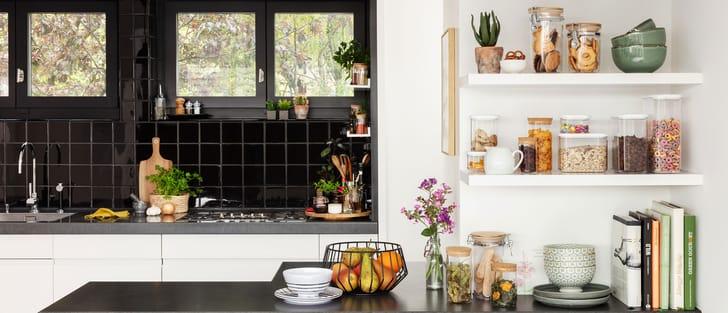 Küche Aufbewahrungen