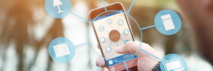 Willkommen in der Themenwelt Smart Home