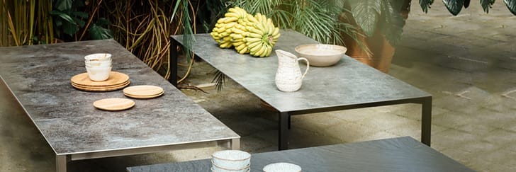 LUZON - Table pour extérieur