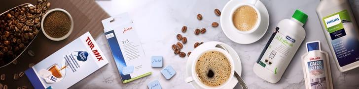Kaffeemaschinen Entkalker