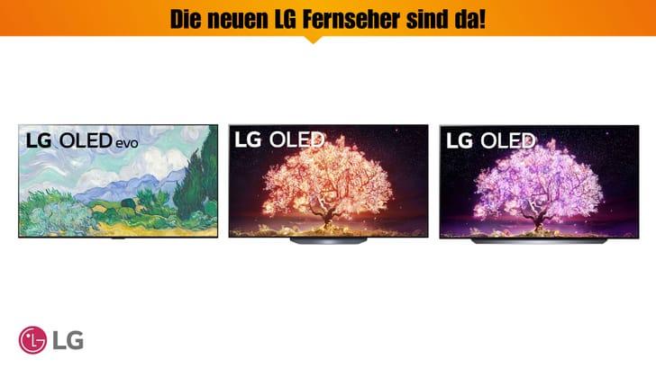 LG-Neuheiten