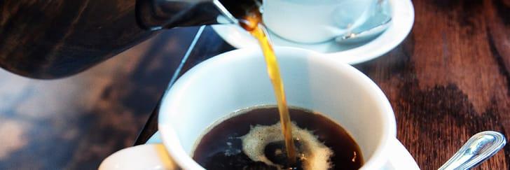 Willkommen in der Themenwelt Kaffee