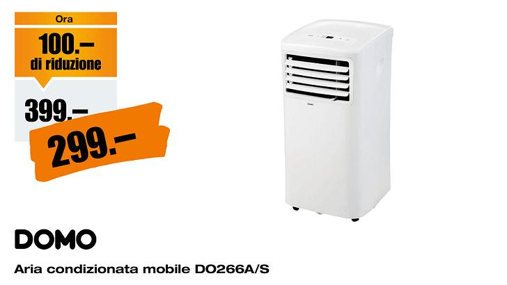 Aria-condizionata-mobile-Domo-DO266A-S