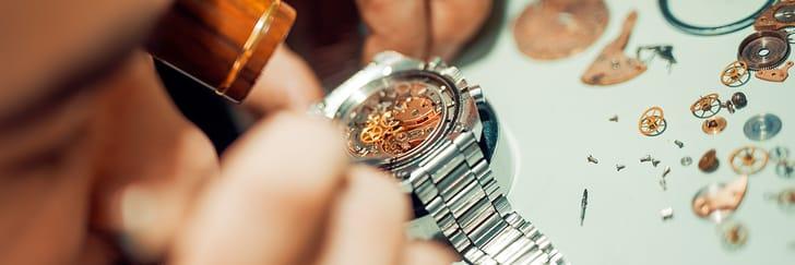 Der melectronics Uhren-Service