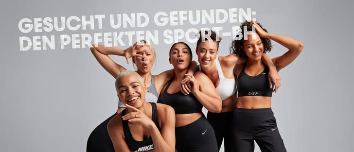 Sport BH Finder Frauen