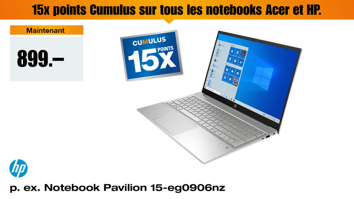 Notebook-Pavilion-15-eg0906nz