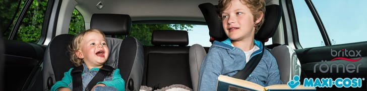 Sièges auto pour enfant