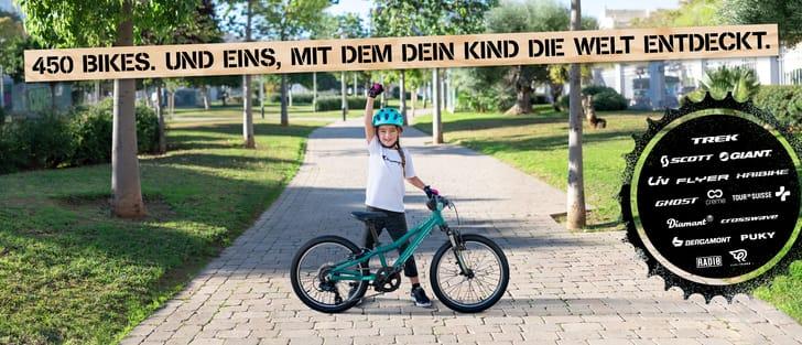 Bikes für Kinder