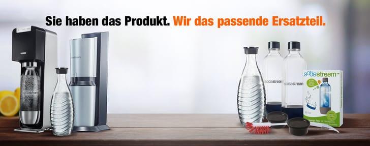 SodaStream Ersatzteile & Zubehör
