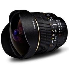 Walimex Pro Objektiv 8mm f/3.5 Fisheye AE