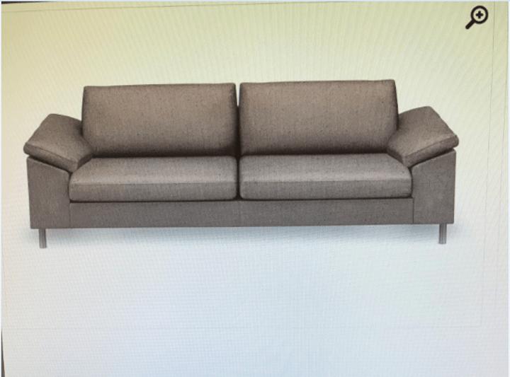 Diener 3er-Sofa FG0000299018 Bild Nr. 1